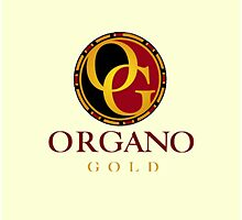 Organo Gold Logo Full by notguilty