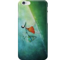 taking control of my life  iPhone Case/Skin