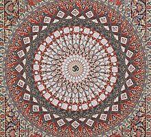 Om Mandala by Daniel Watts
