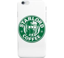 Star-Lord Coffee iPhone Case/Skin