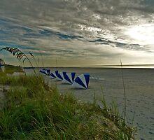 Del Ray Beach, Florida by Scott Johnson