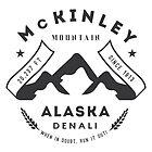 Mount McKinley Alaska by leksele