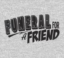 Funeral for a Friend Retro Logo by LostKittenClub
