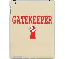 Gatekeeper iPad Case/Skin