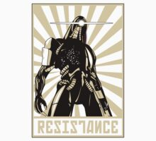 Geth Resistance Legion Kids Clothes