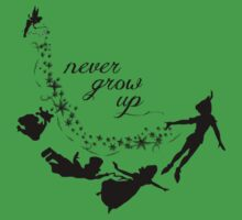 Peter Pan ~ Never grow up by sweetsisters