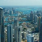 Surfers Paradise Views I by Jeanne Peters
