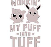Workin my puff into tuff by OG Loc