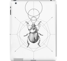 Dots, Lines & Beetle iPad Case/Skin