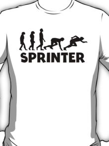 Sprinter Evolution T-Shirt