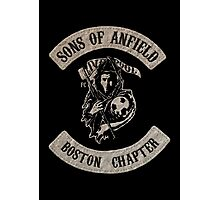 Sons of Anfield - Boston Chapter Photographic Print