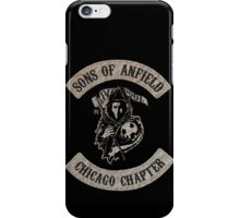 Sons of Anfield - Chicago Chapter iPhone Case/Skin