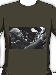 Carl Cox Pencil Drawing T-Shirt