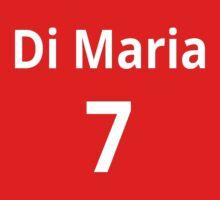 Angel Di Maria by Sportsmad1