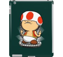 She's in another castle, now (...) off... iPad Case/Skin
