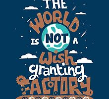 The World is not a Wish Garanting Factory - The Fault in Our Stars by Mellark90