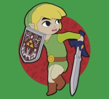Toon Link by arcane-fire