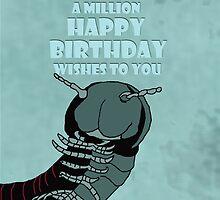 Happy Birthday Shongololo by eleventimes