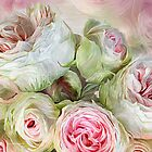 Rose Moods - Harmony by Carol  Cavalaris