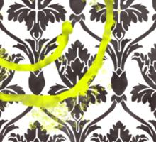 221B wallpaper Sticker
