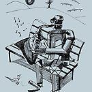Robot Sax by John Hopkins