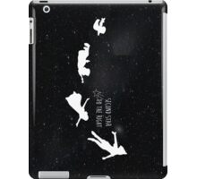 Second Star to the Right iPad Case/Skin