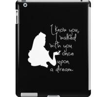 Disney Princesses: Aurora (The Sleeping Beauty) *White version* iPad Case/Skin