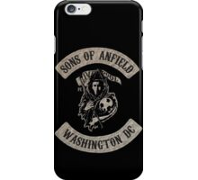Sons of Anfield - Washington DC iPhone Case/Skin