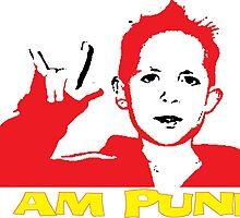 I'M PUNK by Mert Ulus