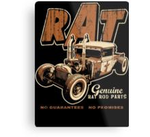 RAT - Pipes Metal Print