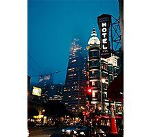 San Fran Evening Photographic Print