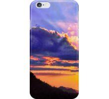 SUNSET,MORTON OVERLOOK iPhone Case/Skin