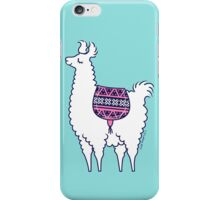Aztec Alpaca iPhone Case/Skin