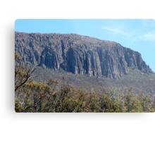 The Organ Pipes, Mount Wellington, Hobart Metal Print