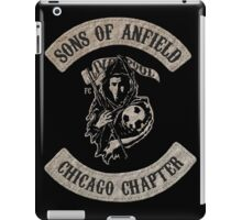 Sons of Anfield - Chicago Chapter iPad Case/Skin