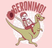 Geronimo-Dino! Kids Clothes