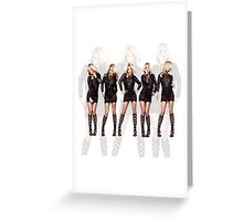 All eyes on us. Greeting Card