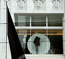 Art Deco department store, Melbourne by Maggie Hegarty