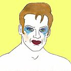 Hedwig and the Angry Inch - Michael C. Hall  by Crystal Friedman