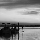 The Dock of The Bay by mallorybottesch