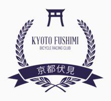 Kyoto Fushimi Bicycle Racing Club by juricurlz