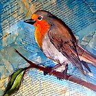 Robin by SkyeWieland