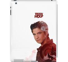 Scott McCall Double Exposure iPad Case/Skin