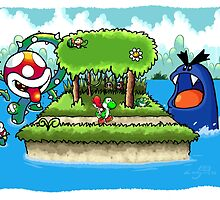 A Yoshi's Story by Logan Niblock