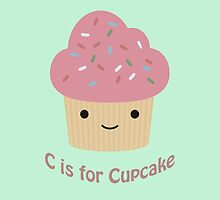 C is for cupcake by Eggtooth