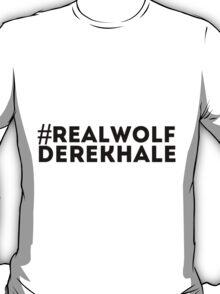 Real Wolf Derek Hale T-Shirt