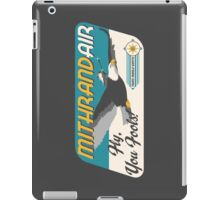 MithrandAIR iPad Case/Skin