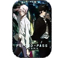Psycho Pass Enemies Photographic Print