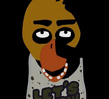 Five Nights At Freddy's Chica by ArexTheCat