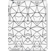 Abstraction Mirrored iPad Case/Skin